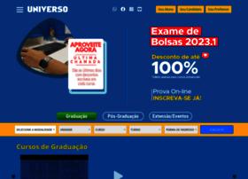 Vestibularuniverso.com.br thumbnail