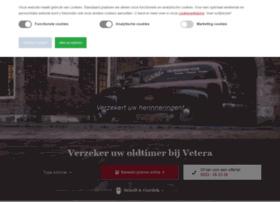 Vetera-oldtimerverzekeringen.nl thumbnail