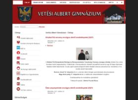 Vetesigimnazium.hu thumbnail