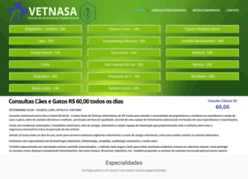 Vetnasa.com.br thumbnail