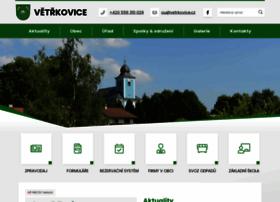 Vetrkovice.cz thumbnail