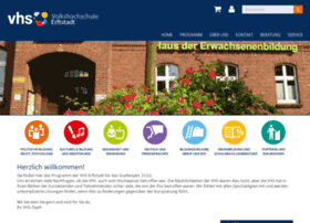 Vhs-erftstadt.de thumbnail