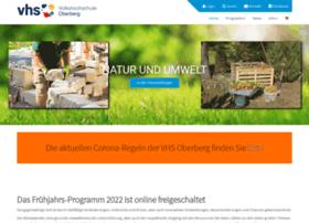 Vhs-oberberg.de thumbnail