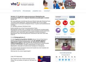 Vhs-tornesch-uetersen.de thumbnail