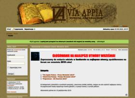 Via-appia.pl thumbnail