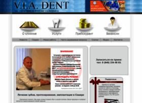 Via-dent.ru thumbnail