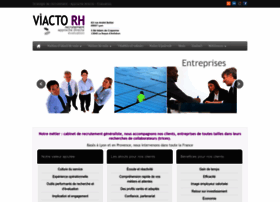 Viacto-rh.fr thumbnail