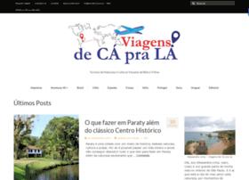 Viagensdecaprala.com.br thumbnail