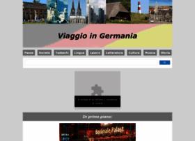 Viaggio-in-germania.de thumbnail