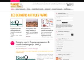 Viandesetproduitscarnes.fr thumbnail