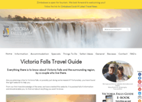 Victoriafalls-guide.net thumbnail