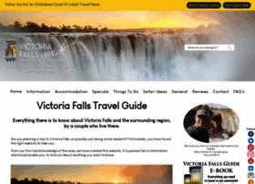 Victoriafalls-guide.net thumbnail