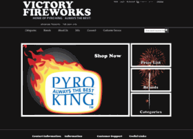 Victoryfireworkswholesale.com thumbnail