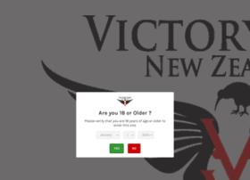 Victoryvape.co.nz thumbnail