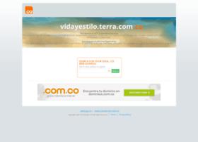 Vidayestilo.terra.com.co thumbnail