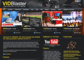 Vidblaster.com.br thumbnail