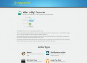 Video-to-mp3-converter.apportal.co thumbnail
