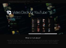 Videodeck.net thumbnail