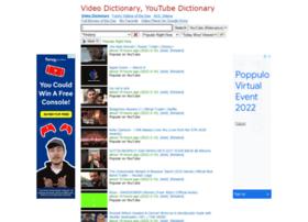 Videodictionary.kwebpia.net thumbnail