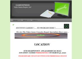 Videogamesrepair.com thumbnail