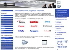 Videoprojectors.co.uk thumbnail