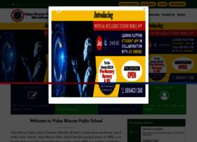 Vidyabhavanbareilly.in thumbnail