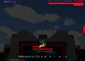 Vidyanikethan.edu thumbnail