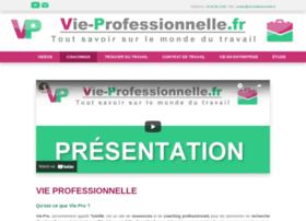 Vie-professionnelle.fr thumbnail