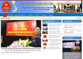 Vienkiemsathungyen.gov.vn thumbnail