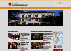 Vietnambotschaft.org thumbnail