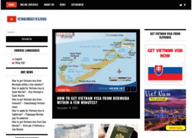 Vietnamembassy-slovakia.vn thumbnail
