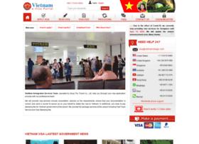 Vietnamvisaco.com thumbnail