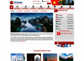 Vietnamvisacorp.com thumbnail