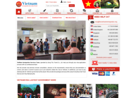Vietnamvisago.com thumbnail