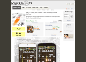 Vietson Com At Wi Play Co Tuong Online Chinese Chess Online Xiangqi Online At Visit Vietson You can find the best chinese chess players from all over the world from here at vietson.com. vietson com at wi play co tuong online