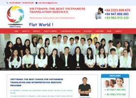 Viettrans.net thumbnail