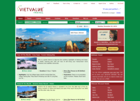 Vietvaluetravel.com thumbnail