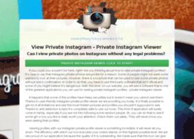 Viewprivateinstagram.net thumbnail