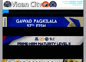 Vigancity.gov.ph thumbnail