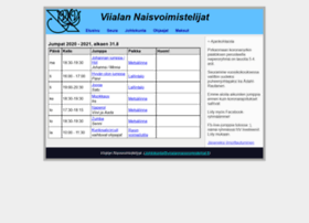 Viialannaisvoimistelijat.fi thumbnail