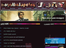 Vijaythelegend.com thumbnail