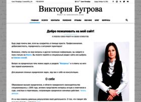 Vikabugrova.ru thumbnail