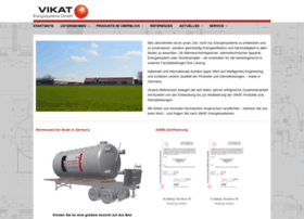 Vikat-energiesysteme.de thumbnail