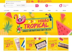 Vilaflorcosmeticos.com.br thumbnail