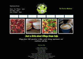 Villagegreencafe.co.nz thumbnail