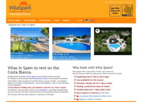 Villaspain.co.uk thumbnail
