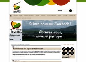 Ville-lempdes.fr thumbnail