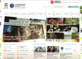 Ville-limoges.fr thumbnail