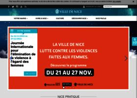 Ville-nice.fr thumbnail