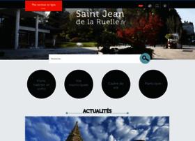 Ville-saintjeandelaruelle.fr thumbnail